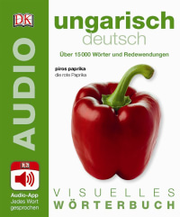 Coverbild Visuelles Wörterbuch Ungarisch Deutsch, 9783831029860