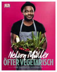 Coverbild Öfter vegetarisch von Nelson Müller, 9783831029877