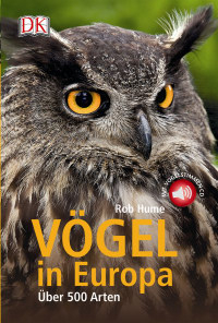 Coverbild Vögel in Europa von Rob Hume, 9783831029921