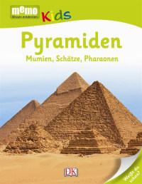Coverbild memo Kids. Pyramiden, 9783831030002