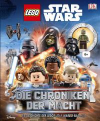 Coverbild LEGO® Star Wars™ Die Chroniken der Macht von Daniel Lipkowitz, 9783831030187