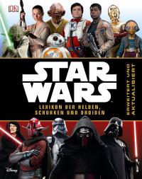 Coverbild Star Wars™ Lexikon der Helden, Schurken und Droiden, 9783831030200