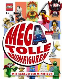 Coverbild LEGO® Mega-tolle Minifiguren von Daniel Lipkowitz, 9783831030293
