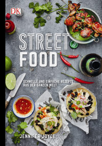 Coverbild Streetfood von Jennifer Joyce, 9783831030309