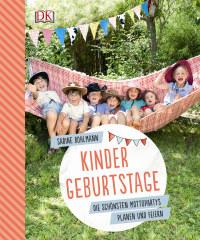 Coverbild Kindergeburtstage von Sabine Bohlmann, 9783831030316