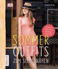 Coverbild Sommeroutfits zum Selbstnähen von Brigitte Büge, 9783831030323