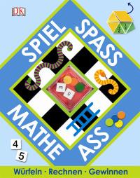 Coverbild Spiel, Spaß, Mathe-Ass, 9783831030415