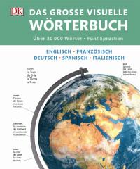 Coverbild Das große visuelle Wörterbuch, 9783831030514