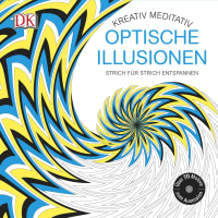 Coverbild Kreativ meditativ Optische Illusionen, 9783831030569