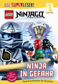 Coverbild SUPERLESER! LEGO® NINJAGO®. Ninja in Gefahr, 9783831030583