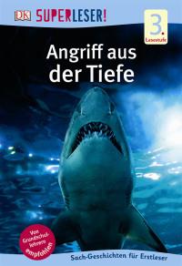 Coverbild SUPERLESER! Angriff aus der Tiefe, 9783831030613