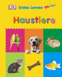Coverbild Erstes Lernen mini. Haustiere, 9783831030897