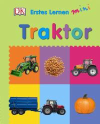 Coverbild Erstes Lernen mini. Traktor, 9783831030903