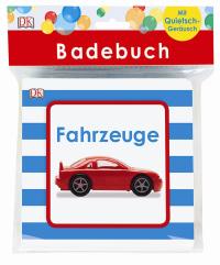 Coverbild Badebuch Fahrzeuge, 9783831030941