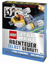 Coverbild LEGO® Star Wars™ Abenteuer selbst gebaut!, 9783831031016