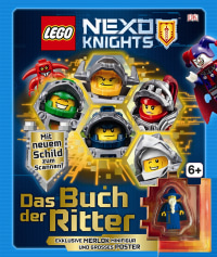 Coverbild LEGO® NEXO KNIGHTS™. Das Buch der Ritter von Julia March, 9783831031023
