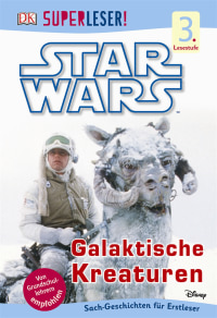 Coverbild SUPERLESER! Star Wars™ Galaktische Kreaturen, 9783831031030