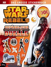 Coverbild Star Wars Rebels™ Das große Stickerbuch, 9783831031054