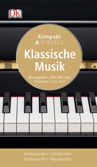 Coverbild Kompakt & Visuell Klassische Musik von John Burrows, 9783831031368