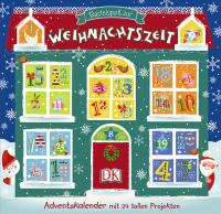 Coverbild Bastelspaß zur Weihnachtszeit, 9783831031498