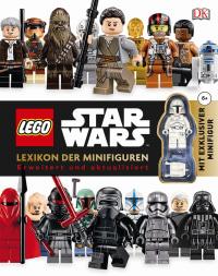Coverbild LEGO® Star Wars™ Lexikon der Minifiguren von Hannah Dolan, 9783831031542