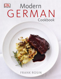Coverbild Modern German Cookbook von Frank Rosin, 9783831031580