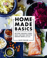 Coverbild Home made basics von Kate Walsh, 9783831031849
