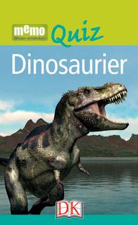 Coverbild memo Quiz. Dinosaurier, 9783831031955