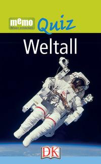 Coverbild memo Quiz. Weltall, 9783831031962