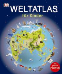 Coverbild Weltatlas für Kinder, 9783831032129