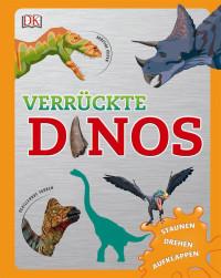 Coverbild Verrückte Dinos, 9783831032174