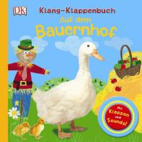 Coverbild Klang-Klappenbuch. Auf dem Bauernhof, 9783831032198