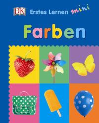 Coverbild Erstes Lernen mini. Farben, 9783831032242