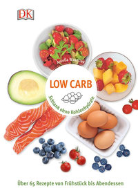 Coverbild Low Carb von Amelia Wasiliev, 9783831032358