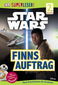 Coverbild SUPERLESER! Star Wars™ Finns Auftrag, 9783831032440