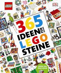 Coverbild 365 Ideen für deine LEGO® Steine von Simon Hugo, 9783831032495