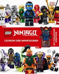 Coverbild LEGO® NINJAGO® Lexikon der Minifiguren von Claire Sipi, 9783831032501