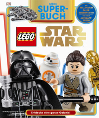 Coverbild Mein Superbuch LEGO® Star Wars™ von David Fentiman, 9783831032532