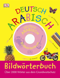 Coverbild Bildwörterbuch Arabisch-Deutsch, 9783831032570