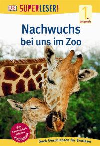 Coverbild SUPERLESER! Nachwuchs bei uns im Zoo, 9783831032594
