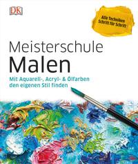 Coverbild Meisterschule Malen, 9783831032655