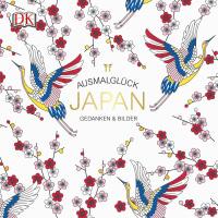 Coverbild Ausmalglück Japan, 9783831032730