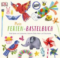 Coverbild Mein Ferien-Bastelbuch, 9783831032761