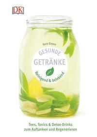 Coverbild Gesunde Getränke von Fern Green, 9783831032815