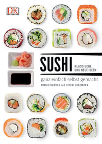 Coverbild Sushi von Hiroki Takemura, Kimiko Barber, 9783831032839