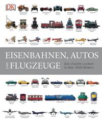 Coverbild Eisenbahnen, Autos und Flugzeuge, 9783831032891