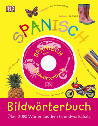 Coverbild Bildwörterbuch Spanisch-Deutsch, 9783831032921