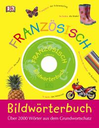 Coverbild Bildwörterbuch Französisch-Deutsch, 9783831032938