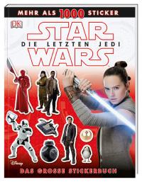Coverbild Star Wars™ Die letzten Jedi. Das große Stickerbuch, 9783831032976
