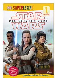 Coverbild SUPERLESER! Star Wars™ Die letzten Jedi von Ruth Amos, 9783831032983